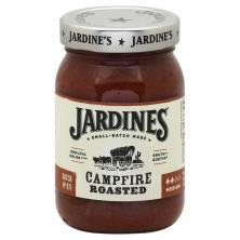 Jardines Salsa, Campfire Roasted