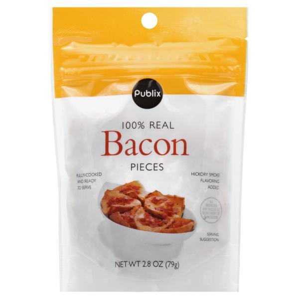 Publix Bacon Pieces