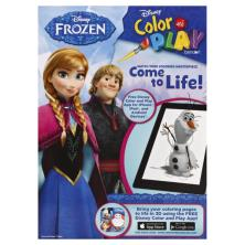Bendon Color and Play, Disney Frozen