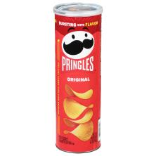 Pringles Potato Crisps, The Original