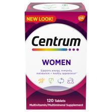 Centrum Multivitamin/Multimineral, Women, Tablets