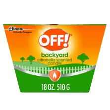 Off Citronella Bucket
