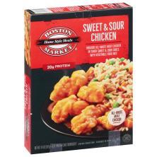 Boston Market Sweet & Sour Chicken