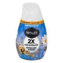 Renuzit Air Freshener, Gel, Pure Breeze