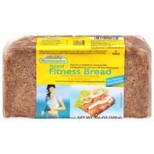 Mestemacher Bread, Natural Fitness