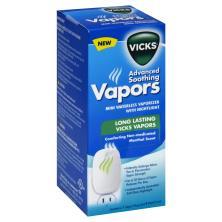 Vicks Vaporizer, Advanced Waterless, Plug-In, Mini