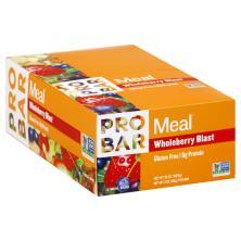 Probar Meal Bar, Wholeberry Blast