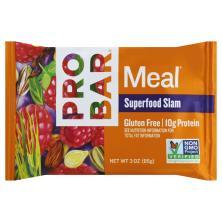Probar Meal Energy Bar, Superfood Slam