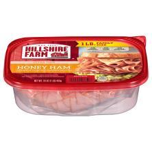 Hillshire Farm Deli Select Ham, Honey, Ultra Thin, Family Size