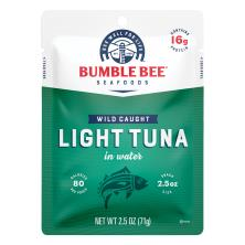 Bumble Bee Tuna, Premium Light, in Water