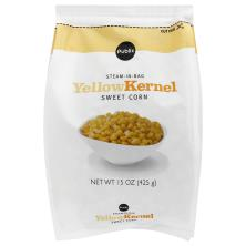 Publix Sweet Corn, Yellow Kernel, Steam-in-Bag