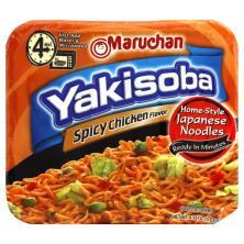 Maruchan Yakisoba, Spicy Chicken Flavor