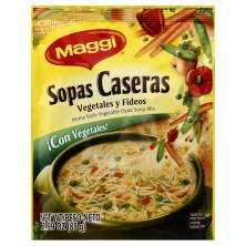 Maggi Soup Mix, Home-Style Vegetable Pasta
