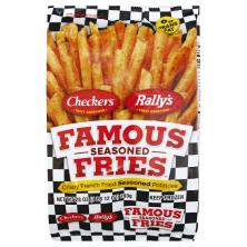 Checkers Rallys Famous Fries