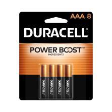 Duracell Coppertop Batteries, Alkaline, AAA