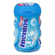 Mentos Pure Fresh Gum, Sugarfree, Fresh Mint