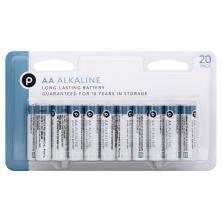 Publix Batteries, AA Alkaline