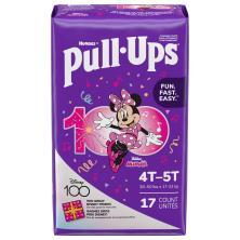 Pull Ups Learning Designs Training Pants, 4T-5T (38-50 lbs), Disney Junior Minnie/Doc McStuffins Toy Hospital