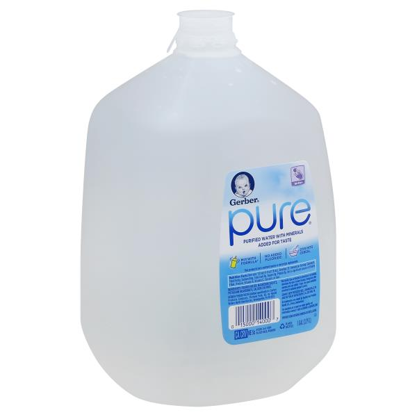Gerber Pure Water Purified Birth Publix Com