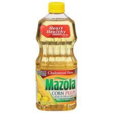 Mazola Corn Plus! Corn Oil