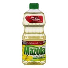 Mazola Canola Oil, 100% Pure