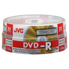 Jvc DVD-R, Premium Grade, 4.7 GB/120 Min