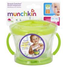 Munchkin Snack Catcher, 12+ Months, 9 Ounce