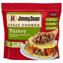 Jimmy Dean Sausage Crumbles, Turkey