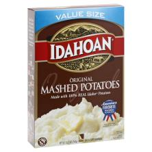 Idahoan Mashed Potatoes, Original, Value Size