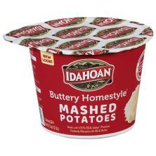 Idahoan Mashed Potatoes, Buttery Homestyle