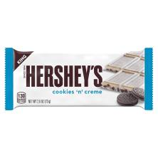 Hersheys Candy Bar, Cookies 'N' Creme, King Size