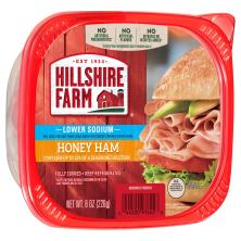 Hillshire Farm Deli Select Ham, Honey