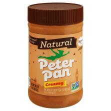 Peter Pan Peanut Butter Spread, Creamy