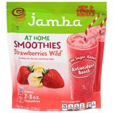 Jamba Juice At Home Smoothies, Strawberries Wild