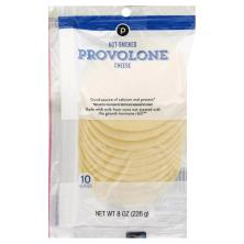 Publix not Smoked Provolone, Cheese Slices