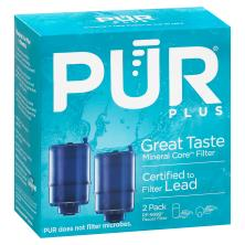 Pur Max Ion Faucet Filters, Replacement, MineralClear