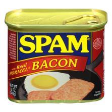 Spam Spam, Bacon
