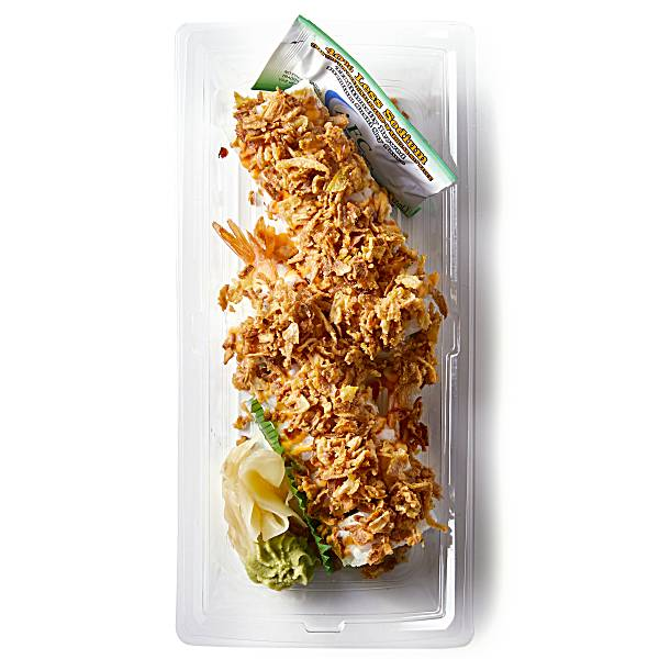 Advanced Fresh Concepts Tempura Roll Sp Crunchy Shrimp Publix Com