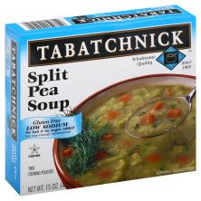 Tabatchnick Soup, Kosherpea, Low Sodium