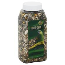 Forti Diet Parrot Food, Nutritionally Fortified