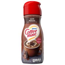 Coffee Mate Chocolate Boutique Coffee Creamer, Cafe Mocha