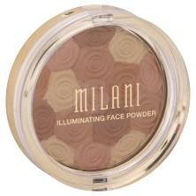 Milani Face Powder, Illuminating, Hermosa Rose 02