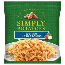 Simply Potatoes Hash Browns, O'Brien