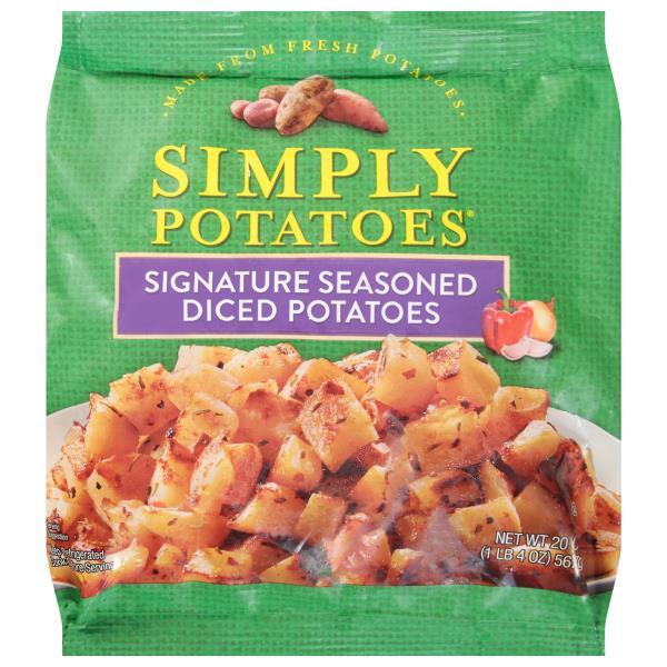 Simply Potatoes Diced Potatoes, Steakhouse Seasoned