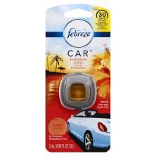 Febreze Car Air Freshener, Vent Clips, Hawaiian Aloha