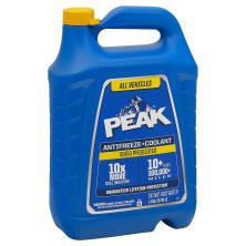 Peak Antifreeze + Coolant, 50/50 Prediluted, Long Life