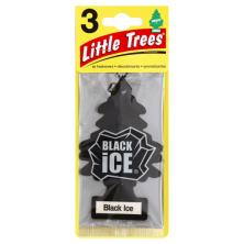 Little Trees Air Fresheners, Black Ice