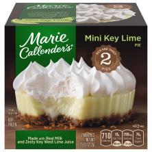 Marie Callenders Mini Pies, Key Lime
