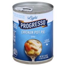 Progresso Light Soup, Chicken Pot Pie Style