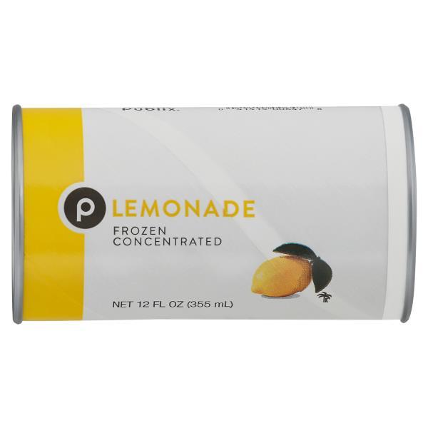 Publix Lemonade, Frozen Concentrated